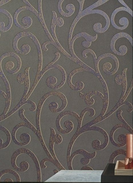 Ornamental Home Wallpaper 55247 By Marburg Dutch Wallcoverings For Colemans